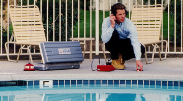 Pool Maintenance Leak Detection Tips