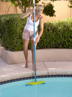The Importance of Brushing Your Pool