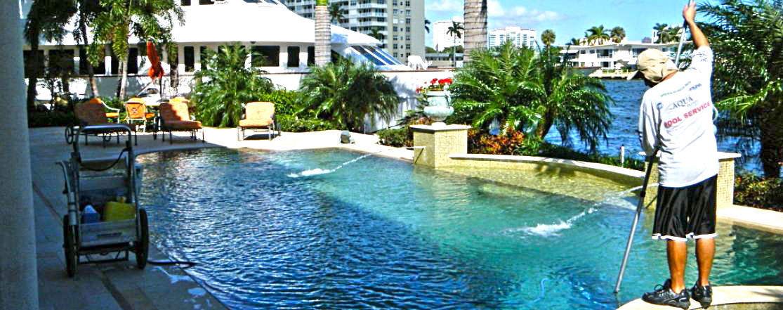 Pool Service Pompano Beach FL