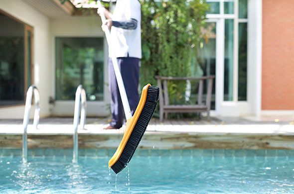 New Pool? Schedule Your First Pool Service Appointment Today!